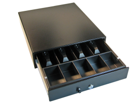 Apg Cash Drawer 4 Bill 5 Coin Manual Open