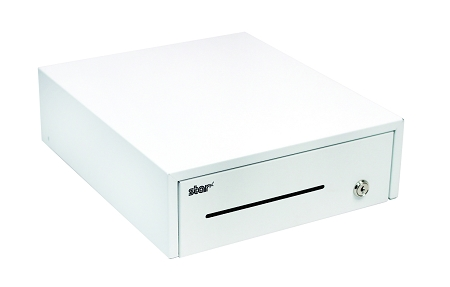 "Star Micronics - 12"" x 14"" White Cash Drawer - 24V"