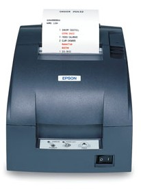 Epson TM-U220B - Impact Printer - Ethernet