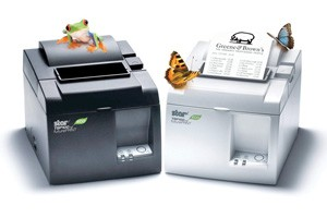 Star Micronics: TSP143IIU ECO - Receipt Printer - USB