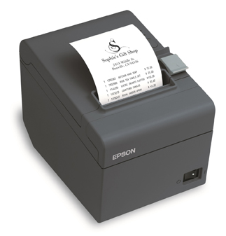 Epson TM-T20ii Thermal Printer - Ethernet