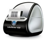 DYMO Labelwriter 450 - Thermal Label Printer- Black
